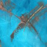 Azure - 12x24 - 2014 [VENDUE]